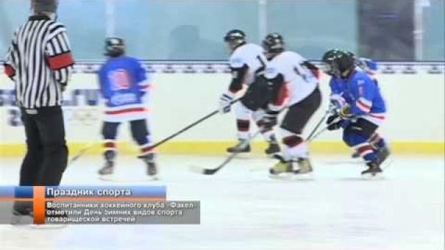 Новый Уренгой впервые отметил день зимних видов спорта.