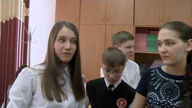 Новоуренгойские школьники прошли курс английского языка вВеликобритании.