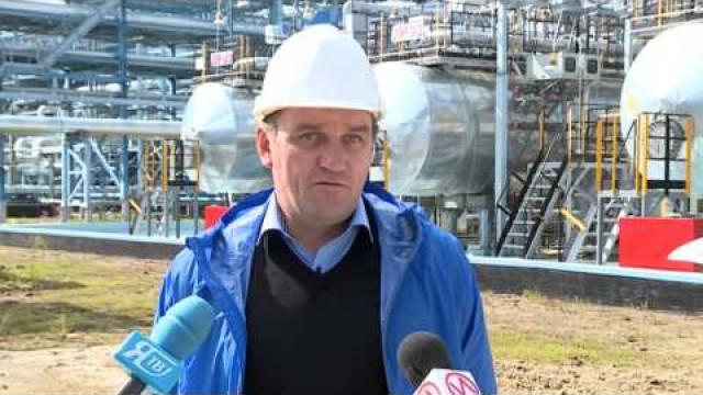Компания «Газпром добыча Ямбург» продолжает совершенствовать технологический процесс.