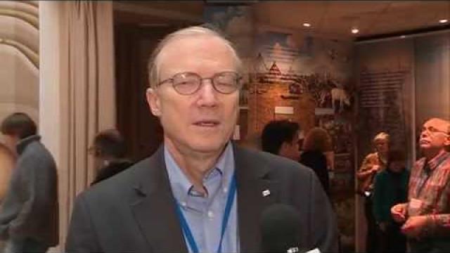 Участники международного газового союза осмотрели газоконденсатный промысел.