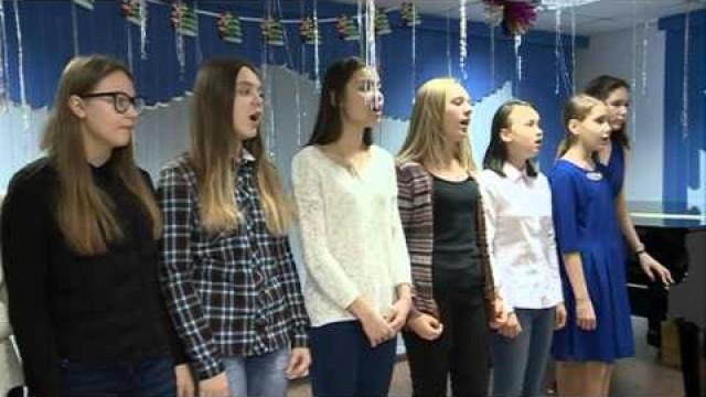 Воспитанники школы искусств №2вернулись сконцерта детского хора России.