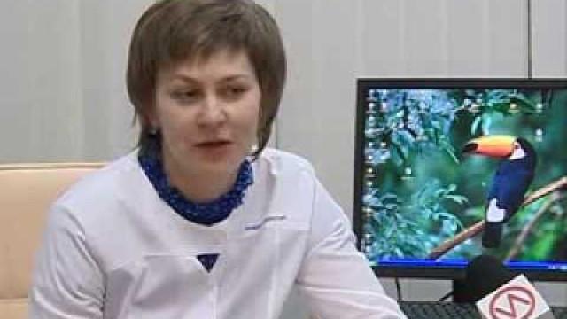 Дерматовенерологи отметили 25-й день рождения своего отделения.