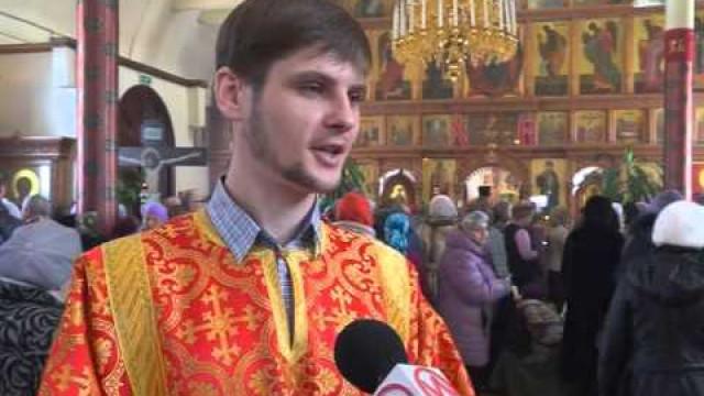 Православные Нового Уренгоя отмечают Радоницу.