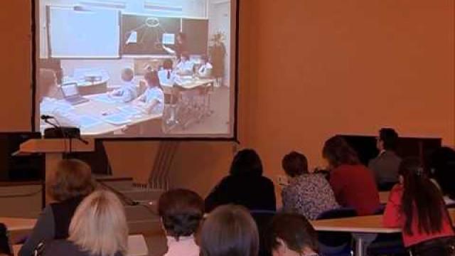 Намарафоне новоуренгойские педагоги делятся опытом исовершенствуют профессиональную культуру.