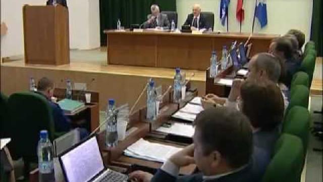 Городские депутаты обсудили вопросы благоустройства и охраны общественного порядка.