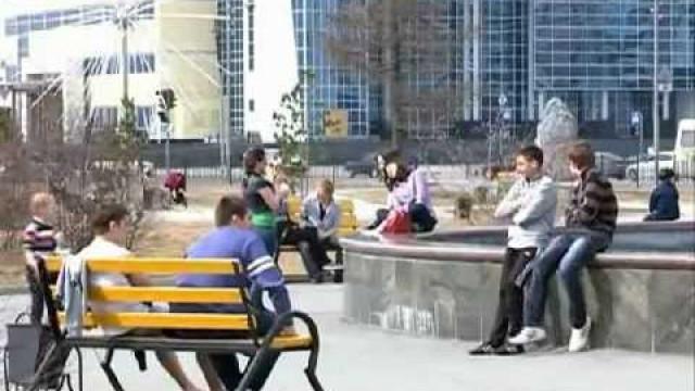 Единственный городской фонтан «Парус» готовят к запуску