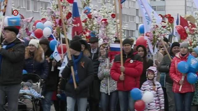 Прямая трансляция парада, посвящённого 70-летию Победы вВеликой Отечественной войне.