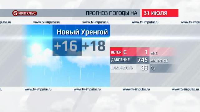 Служба новостей. Выпуск от30июля 2015г.