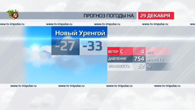 Служба новостей. Выпуск от28декабря 2015г.