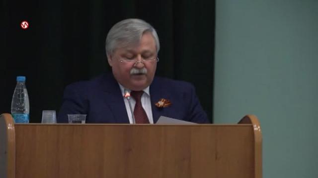 Отчёт Главы г. Новый Уренгой за2015год.