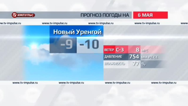Служба новостей. Выпуск от5мая 2016г.