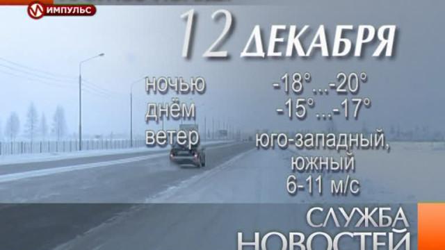 Служба новостей. Выпуск от11декабря 2013г.