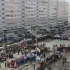 Праздничное шествие, посвящённое Дню Победы. 2014 год.