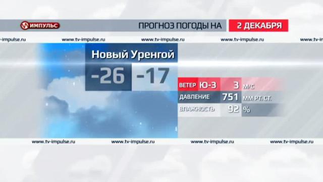 Служба новостей. Выпуск от1декабря 2014г.
