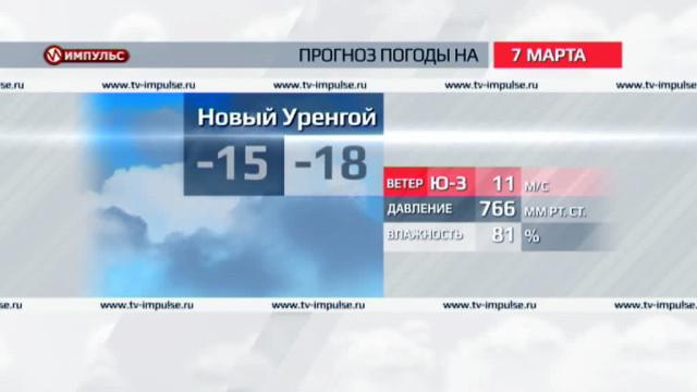 Служба новостей. Выпуск от6марта 2015г.