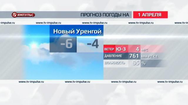 Служба новостей. Выпуск от31марта 2015г.