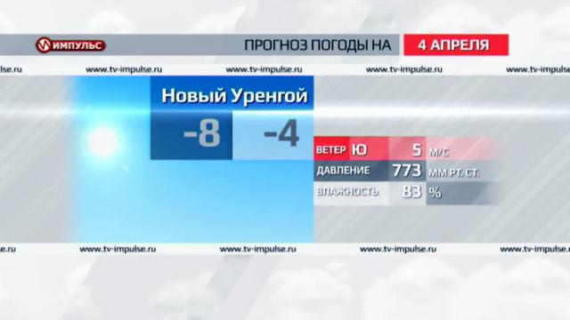 Служба новостей. Выпуск от3апреля 2015г.