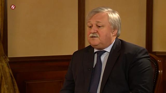Актуальное интервью сглавой города.