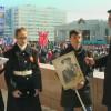 Праздничное шествие, посвящённое 73-й годовщине Победы вВеликой Отечественной войне.