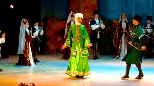 «О, мой Кавказ, величие игордость!»