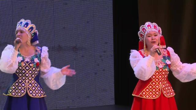 Окружной фестиваль «Мыславяне, мыедины −2020»