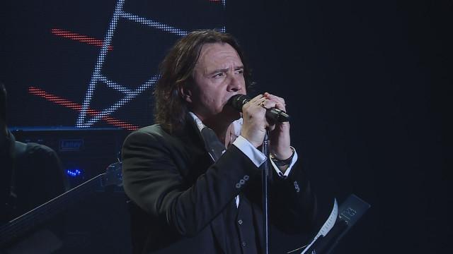 Концерт Игоря Корнилова вНовом Уренгое «Слюбовью кСеверу»