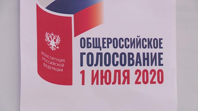 ВНовом Уренгое прошёл первый день голосования попоправкам вКонституциюРФ