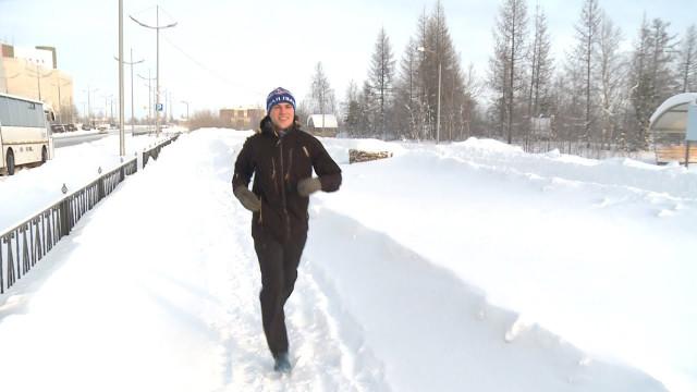 Александр Норка одетстве насевере, молодёжной жизни округа изанятиях спортом