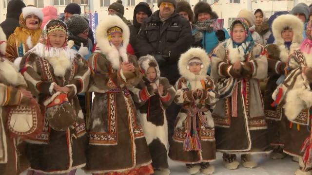 В Надыме прошёл традиционный конкурс «Кочевая семья»
