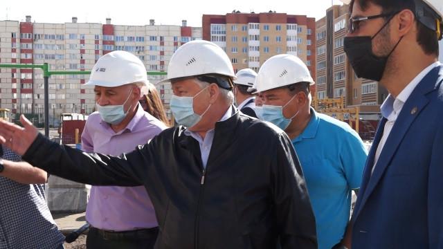 Кконцу 2020 года вНовом Уренгое введут вэксплуатацию 40тысяч квадратных метров жилья.