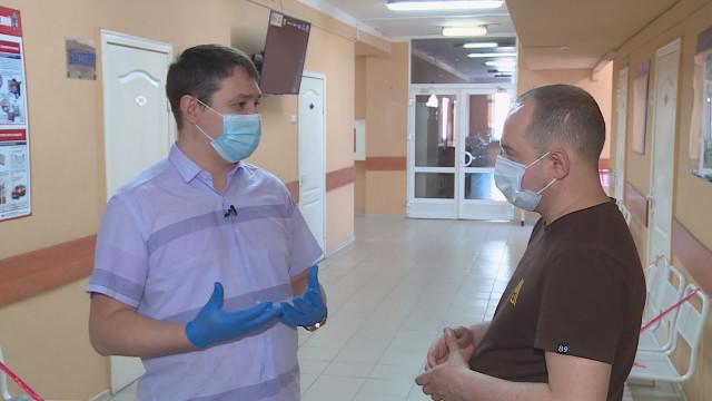 Врач Виктор Сорокин рассказал свою историю борьбы сCOVID-19