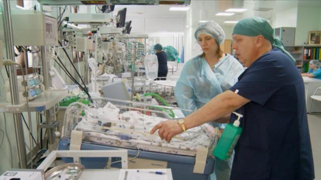 Тюменские кардиохирурги сделали уникальную операцию ямальскому младенцу