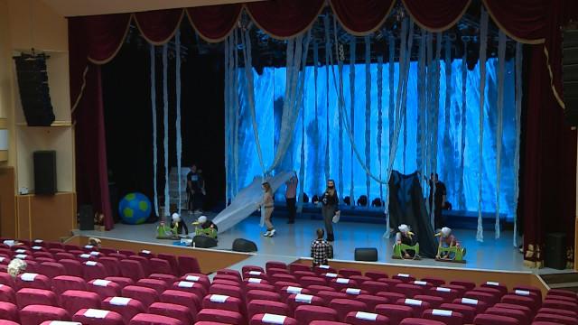 Артисты ГДК «Октябрь» готовят постановку помотивам сказок северных народов