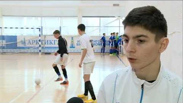 ВНовом Уренгое завершился фестиваль мини-футбола.