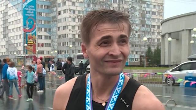 «Ямальский марафон» собрал более 400 спортсменов