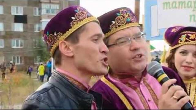 Жители Коротчаево отметили 39-й день рождения района.