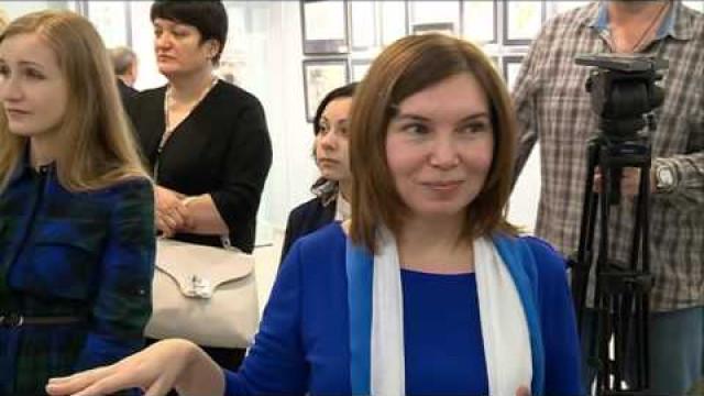 ВНовом Уренгое открылась выставка художника Михаила Шемякина.
