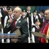Учащихся средней школы №4посвятили вчлены молодёжного военно-патриотического клуба «Отвага».