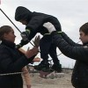 Жители района Коротчаево приняли участие всоревнованиях помини-футболу ифрироупу.