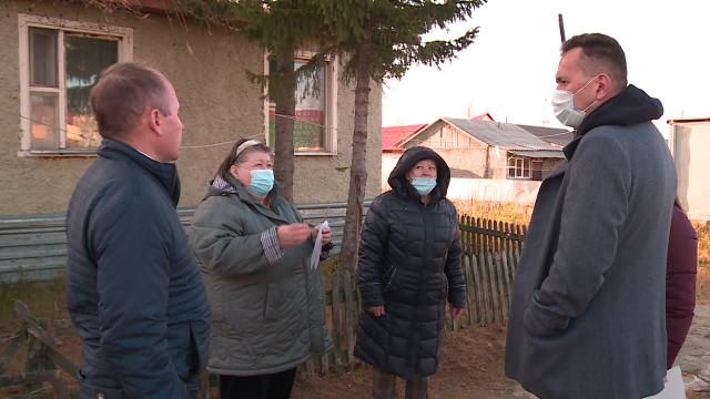 Андрей Воронов откликнулся напросьбы граждан