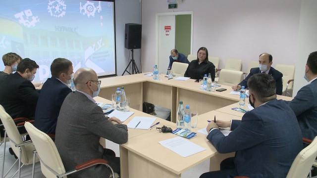 Глава города, производственники ипедагоги обсудили подготовку кадров для дорожной отрасли