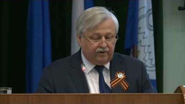 Глава города Иван Костогриз отчитался о проделанной работе за 2018 год
