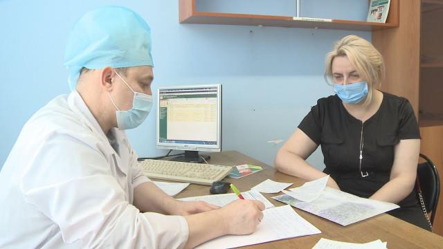 Вцентральной городской больнице заработало реабилитационное отделение