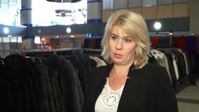 Вделовом центре «Ямал» открылась выставка-продажа меховых изделий.