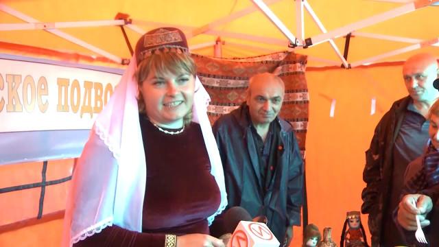 Жители Коротчаево отпраздновали день рождения района