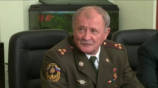 В Новом Уренгое отмечают день советской пожарной охраны