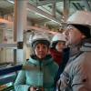 Журналисты побывали вюбилейном пресс-туре, организованном ООО «Газпром добыча Уренгой».
