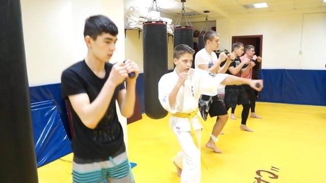 Воспитанники клуба «Самурай» успешно выступили нататами вСамаре