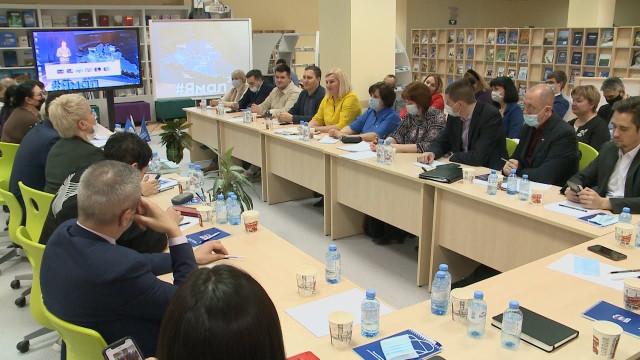 Представители власти иобщественники обсудили послание Губернатора Ямала