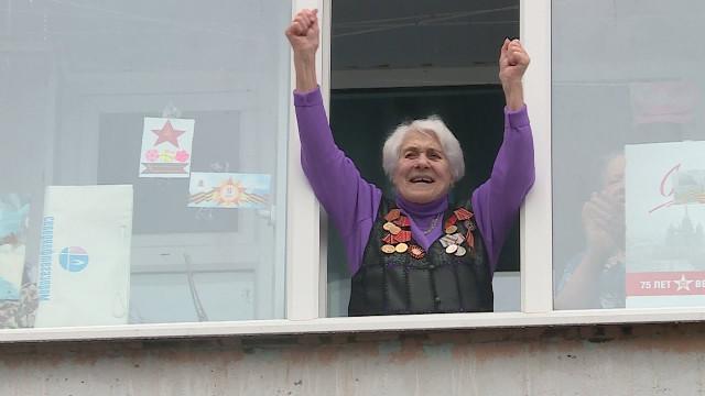 Каждый новоуренгойский ветеран получил персональное поздравление сДнём Победы